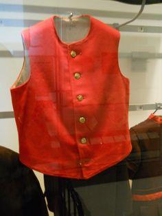 boy's vest (uniform)
