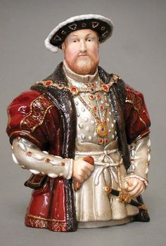 Bronte Candle Extinguisher, King Henry VIII