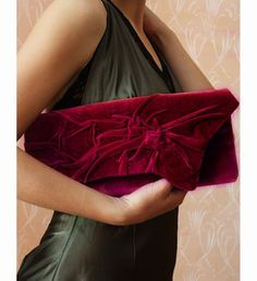 Love -Burgundy, Morello cherry clutch  Elegant and retro Clutch Bag in vintage style, Unique, Handmade on Etsy, 49,53€