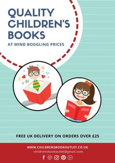 At Children's Book Outlet we believe the joy of reading children's books is something that should be available to every child. Great books at great prices!
