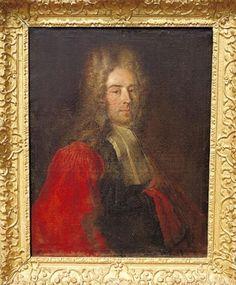 Anne Nicolas de Caradeuc de La Chalotais, Seigneur de La Chalotais (1667-1752). Conseiller aux requêtes du Parlement de Bretagne, à Rennes.