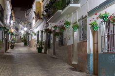 Calle Chorro de Estepona,Spain #Estepona #beach #spain