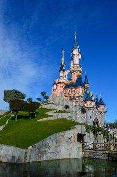 Le Château de la Belle au Bois Dormant, Disneyland Paris