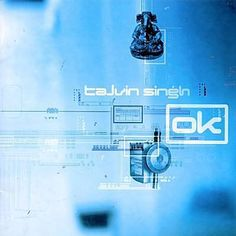 """1999 Mercury Prize winner: """"OK"""" by Talvin Singh - One of my first Album Covers I designed for Intro Design (London) New Music, Good Music, Mercury Prize, Office Music, Record Collection, Apple Music, Once Upon A Time, Album Covers, Singing"""