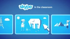Agency: Made by Many Client: Skype  Made by Many asked us to create an animation for a Skype service, Skype in the classroom.  There was no brief as such, MxM…