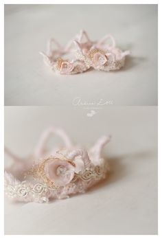 MILA crown / Andrea Zoll design newborn prop, photography, newborn