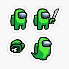 Pegatinas: Among Us | Redbubble Tumblr Stickers, Anime Stickers, Laptop Stickers, Preppy Stickers, Cute Stickers, Cartoon Wallpaper, Iphone Wallpaper, Amon, Cute Patterns Wallpaper