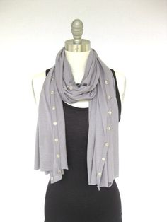MUST SEE Convertible Scarf 5 plus ways to wear by KotalikKouture, $45.00