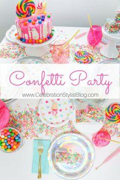Confetti Party by po