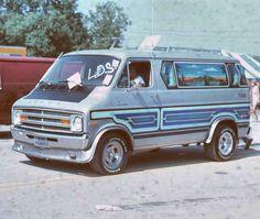 LRP Conversions Dodge van