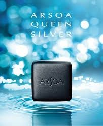 Arsoa Queen Silver Moisturizing Soap since 1972