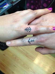 Inked Magazine offers the best tattoo style magazine. Read articles about celebritiesPrice - 1 - Ring Tattoos, Feather Tattoos, Forearm Tattoos, New Tattoos, Tatoos, Anchor Finger Tattoos, Cute Finger Tattoos, Cutest Tattoos, Awesome Tattoos