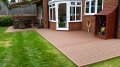Another successful Deck by Crown Decking Ltd