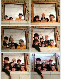 why cant we all just return to these happy moments? someone build a portal to take exo and exo-L back in time plsssssssssssssssss Tao Exo, Chanyeol Baekhyun, Exo Korean, Korean Drama, Funny Group Pictures, Asian Boy Band, Akdong Musician, Exo Facts, Kdrama