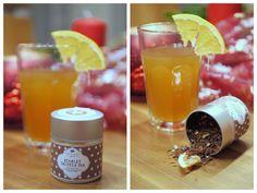 Experimente aus meiner Küche: Tee mit Orangenpunschessenz