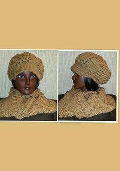 Fushia slouche cap my personal craft creations pinterest crafts newsboy cap with scarf publicscrutiny Choice Image