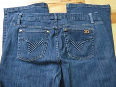 JOE'S JEANS Muse Perry Jr MW0206 Women's Jeans Size 32 x 31 Cotton Elastan 2% #JoesJeans #BootCut