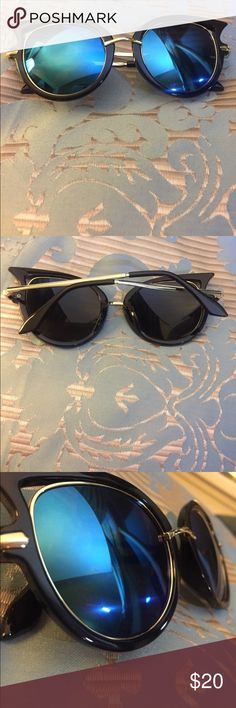 56119010dc5 Super cute cat-eye fashion sunnies These glasses are super. Cute GlassesRay  Ban ...