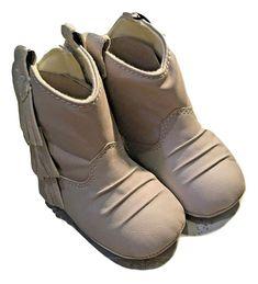 0c06fa71db4b Baby Deer Girls  Western Fringe Infant Baby Boots 6-12 Months  BabyDeer   Boots