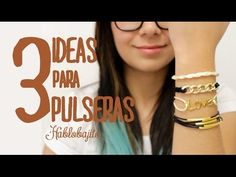 Como hacer una pulsera verde episodio 12. Kit 23338 - YouTube