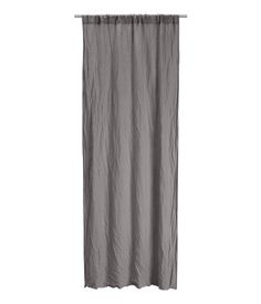 pair of linen curtains | H&M US