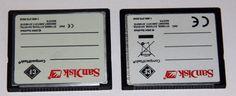Cuidado con las falsificaciones de tarjetas de memoria
