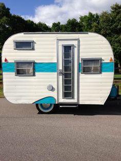 1000 images about vintage campers on pinterest campers vintage campers and vintage trailers. Black Bedroom Furniture Sets. Home Design Ideas