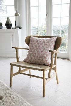 Interior livingroom pillow cushion