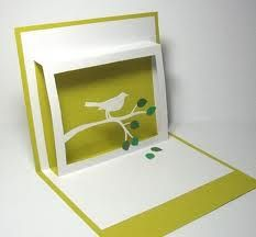 Resultados de la Búsqueda de imágenes de Google de http://www.papercraftcentral.net/wp-content/uploads/2010/08/kirigami-paper-bird-card.jpg