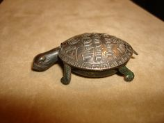 Figural TURTLE TAPE MEASURE  Antique by PastPossessionsOnly, $149.95