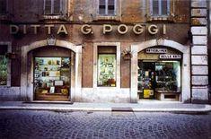 Poggi--Oldest Roman Art Supply around since 1825