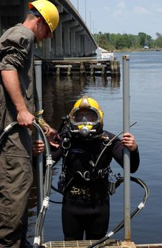 Dark water diving at CDA Technical Institute: I've gone snorkeling before, but exploring the ocean or a reef would be amazing.