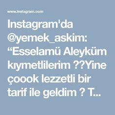 """Instagram'da @yemek_askim: """"Esselamü Aleyküm kıymetlilerim ⚘⚘Yine çoook lezzetli bir tarif ile geldim 👌 TRİLİÇE 4 adet yumurta 1.5 çay bardağı şeker 1 su bardağı…"""" • Instagram"""