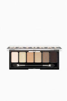 TNS – Natural Eyeshadow Palette