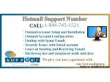 Cclik here http://goo.gl/6xfLHs  for Hotmail Support Number 1-844-745-1521