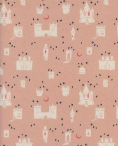 Cotton + Steel From Porto With Love Evora Pink from Designed by Sarah Watts for Cotton + Steel, this cotton print is perfect for quilting, apparel and home decor accents. Colors include pink, ivory and black. Pink Fabric, Cotton Fabric, Woven Fabric, Japan Post, Pink Princess, Novelty Print, Home Decor Fabric, Cotton Lights, Cool Diy Projects