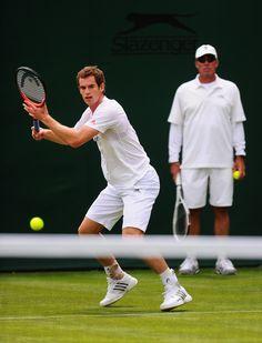 Andy Murray @JugamosTenis #tennis