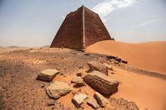 Забытые пирамиды Мероэ - Путешествуем вместе