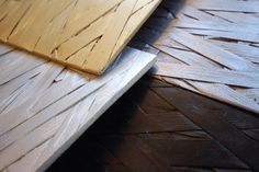 Laminated wall panels by Bambou design limited #interior #bamboo #architecture #materials #natural
