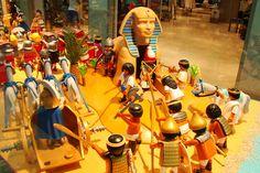 Playmobil egypt