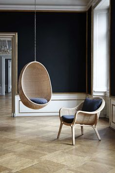 Hanging Egg Chair- SIKA-DESIGN