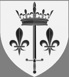 joan of arc coat of arms tattoo - Google Search