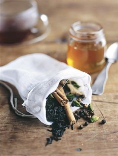 SQUAREMEAL | loose Leaf TEA | pinned by http://www.cupkes.com/