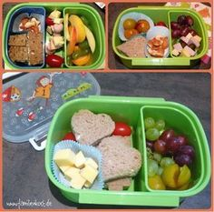 Kindergartenfrühstück