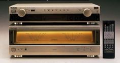 Technics SE-A1010 Stereo Power Amplifier SU-C1010 Stereo Control Amplifier...