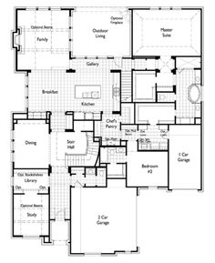 c813ea561d98a3aa62be8b89502129ac house floor master suite a spacious and open family room is at the heart of the stanford,Highland Homes Floor Plans Texas