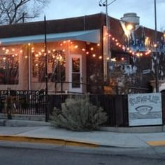 Photo of Tune-Up Cafe - Santa Fe, NM, United States. Simple exterior but cozy inside and amazing food!