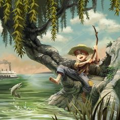 The Adventures of Tom Sawyer by nikogeyer on DeviantArt