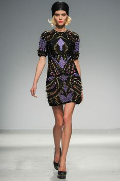 Manish Arora Fall 2013 Ready-to-Wear Collection Slideshow on Style.com