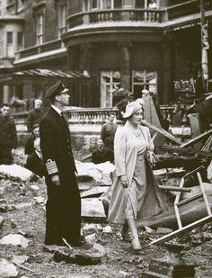 George VI WW2